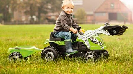 Detské šliapacie vozidlá