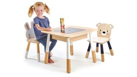 Detský drevený nábytok