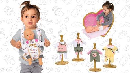 Dodatki za punčke in dojenčke