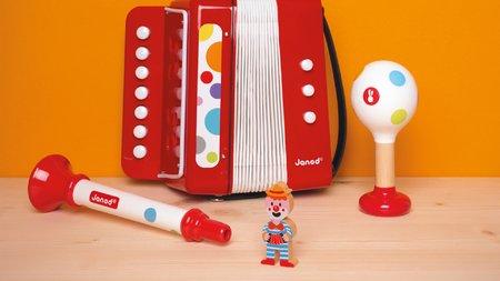 Dřevěné hudební nástroje