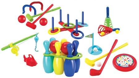 Kerti játékok és játékszerek