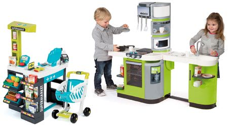 Kuchyňky pro děti sety