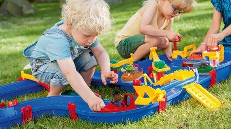 Vízi pályák és játékhajók