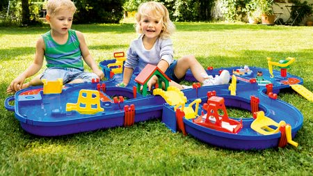 Lodne dráhy pre deti