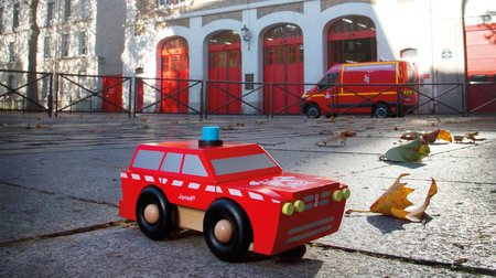 Mașini de pompieri