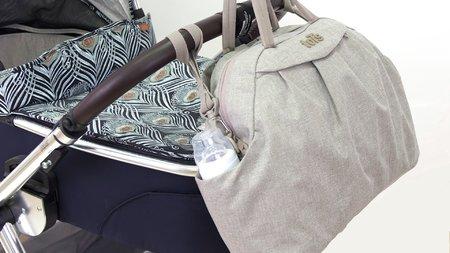 Prebaľovacie tašky ku kočíkom