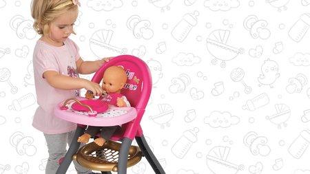 Židličky pro panenky