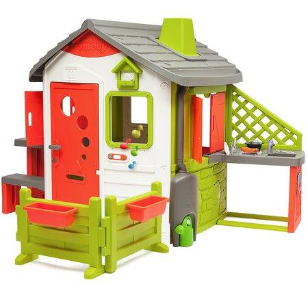 Kerti játszóházak