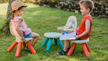 Dětský záhradní nábytek