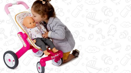 Kolica za lutke od 18 mjeseci
