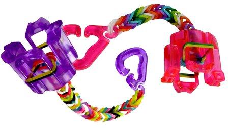 Rainbow Finger Loom