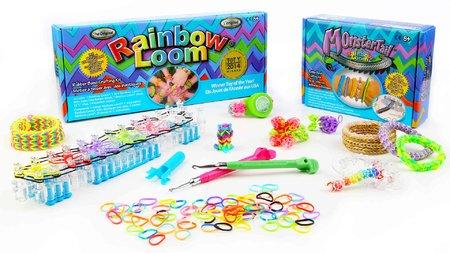Rainbow Loom alap készletek