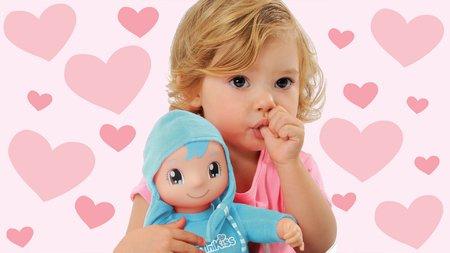 Punčke in dojenčki za deklice