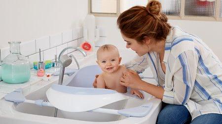 Cădiță baie bebeluși