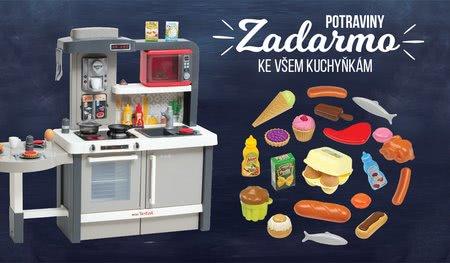 Potraviny zdarma ke každé kuchyňce