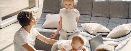 Rodičovské tipy: Jak zvládnout lockdown s dětmi?
