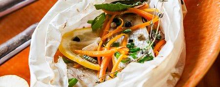 Filety z morského vlka s feniklom