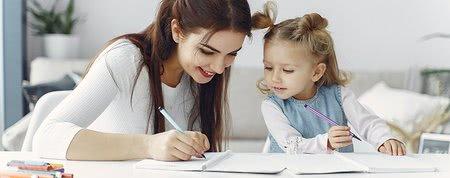 Crtajmo s djecom od 5 godina (prvi dio)