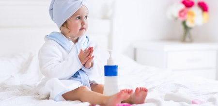 Jak chránit dětskou pokožku v zimě?