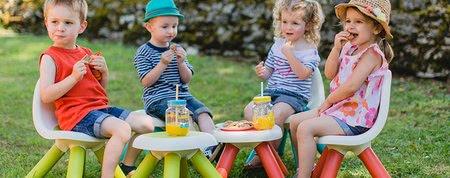 Detské stoličkové hry: poznáte ich všetky?