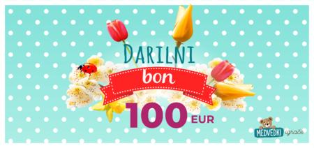 Darilni bon 100€