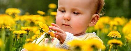 Kako spomladi skrbeti za zdravje otrok?