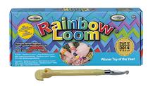 Set cu croșetă Rainbow Loom Original Starter din metal