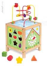 Dřevěné didaktické hračky