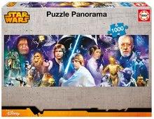 Puzzle Panorama Star Wars Educa 1000 dielov od 12 rokov