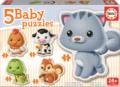 Detské puzzle pre najmenších