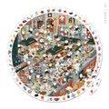 Detské puzzle od 100-300 dielov